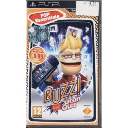 Buzz Gran Quiz Psp