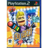 Buzz Pop Quiz  Ps2