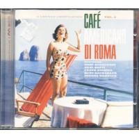 Cafe' Americano Di Roma - Sinatra/Bacharach-R Cd
