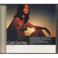 Cafe Del Mar Volumen Siete - Moby/Bent/Funky Generation Cd