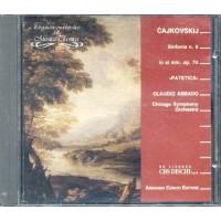 Cajkovskij - Sinfonia 6 Patetica (Abbado) Cd