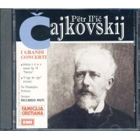 Petr Cajkovskij - I Grandi Compositori Cd