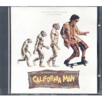 California Man Ost - Cheap Trick/Queen/Ste Vai/Jesus & Mary Chain Cd