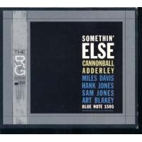 Cannonball Adderley/Miles Davis/Blakey - Somethin' Else Cd