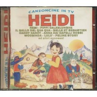 Canzoncine In Tv - Heidi/Pippi Calzelunghe/Ballo Qua Qua (Tilly E I Sanremini) C