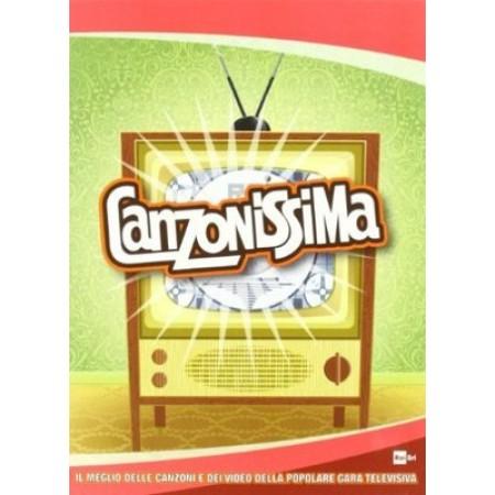 Canzonissima - Morandi/Vanoni/Gaber/Ghezzi/Vianello/Nada 3 Cd & 1 Dvd