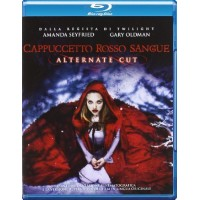 Cappuccetto Rosso Sangue Amanda Seyfried/Gary Oldman Blu Ray