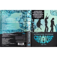 Caravan - The World Is Yours The Anthology Digibook 4X Cd