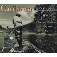 Caribbean Island Music - Songs And Dances Of Haiti And Jamaica Cd