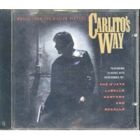 Carlito'S Way Ost - Santana/Ray Barretto/Billy Preston Cd
