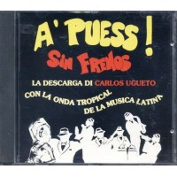 A' Puess Sin Frenos - La Descarga Di Carlos Ugueto Cd