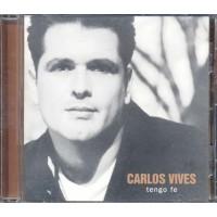 Carlos Vives - Tengo Fe Cd