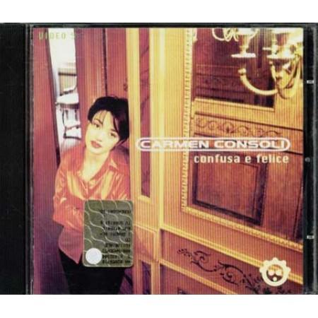 Carmen Consoli - Confusa E Felice Ed Cd
