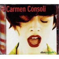 Carmen Consoli - Due Parole Cd