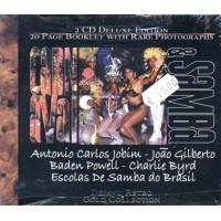 Carnaval & Samba - Jobim/Joao Gilberto/Powell Cd