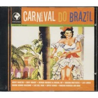 Carnaval Do Brazil - Ricky Martin/Sergio Mendes/Miami Sound Machine Cd