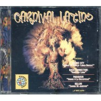 Carnival Latino - Smoke City/Bellini/Paradisio/Sash! Cd