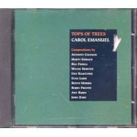 Carol Emanuel - Tops Of Trees Cd
