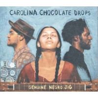 Carolina Chocolate Drops - Genuine Negro Jig Cd