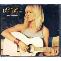 Carolyn Dawn Johnson - Dress Rehearsal Promo Cd