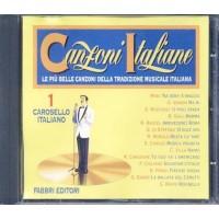 Carosello Italiano - Mina/Gaber/Rascel/Caruso/Carosone Cd