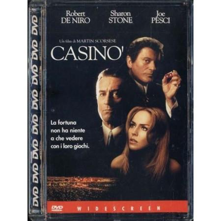 Casino - Martin Scorsese/Robert De Niro/Joe Pesci Dvd Super Jewel Box