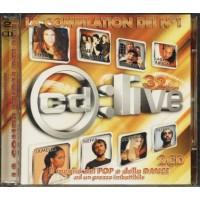 Cd Live - Elisa/Neffa/Rasmus/Articolo 31/U2/Molella/D'Agostino 2x Cd
