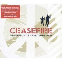 Ceasefire - Emmanuel Jal & Abdel Gadir Salim Cd