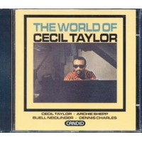 Cecil Taylor/Archie Shepp - The World Of Cecil Taylor Cd