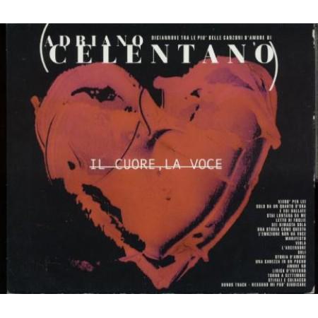 Adriano Celentano - Il Cuore, La Voce Digipack Cd