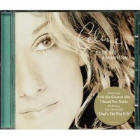 Celine Dion - All The Way.. A Decade Of Song Cd