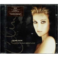 Celine Dion - Let'S Talk About Love Cd