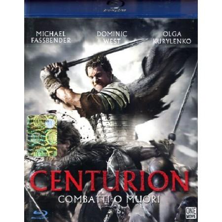 Centurion Combatti O Muori - Michael Fassbender Blu Ray