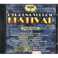 C' Era Una Volta Il Festival Vol. 2 Cd
