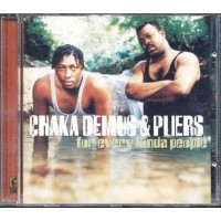 Chaka Demus & Pliers - For Every Kinda People Cd