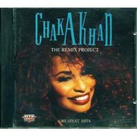 Chaka Khan - The Remix Project Italy Press Cd