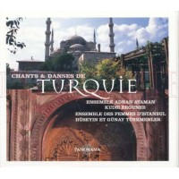 Chants & Danses De Turquie Digipack Cd