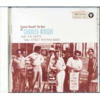 Charles Wright - Express Yourself/ The Best Warner Archives Cd