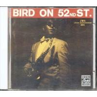 Charlie Parker - Bird On 52Nd Street Cd