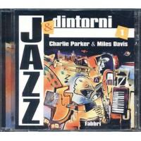 Charlie Parker & Miles Davis - New York Cd