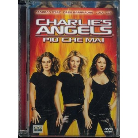 Charlie'S Angels Piu' Che Mai - Drew Barrymore/Cameron Diaz Super Jewel Box Dvd