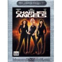 Charlie'S Angels - Cameron Diaz/Drew Barrymore Superbit Dvd
