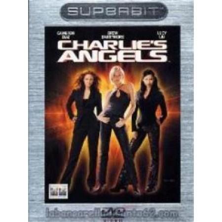Charlie'S Angels - Cameron Diaz/Drew Barrymore Superbit Dvd