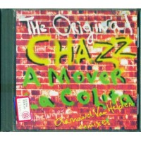 Chazz - A Mover La Colita (Move Your Ass) Van Helden Cd
