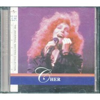 Cher - The Universal Masters Collection Rare Chinese Press Cd