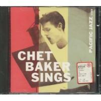 Chet Baker - Sings Pacific Jazz Italy Press Cd