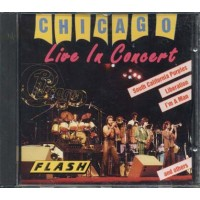 Chicago - Live In Concert Cd