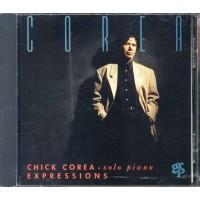 Chick Corea - Expressions (Solo Piano) Cd
