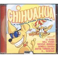 Chihuahua - Dj Bobo/Simply Red/Groove Armada/Gemelli Diversi Cd
