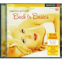 Christina Aguilera - Back To Basics 2x Cd